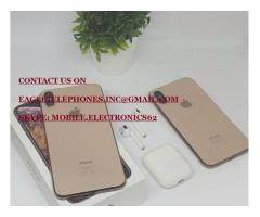 Apple iPhone XS Max 512GB factory unlocked and Sealed