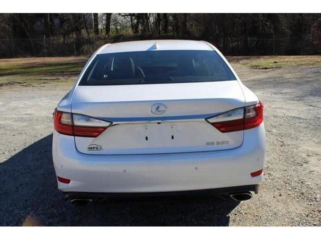 Used 2016 Lexus ES350 Base GCC Spec - 1/4