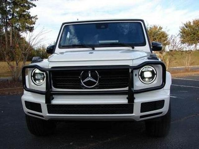 Mercedes G550 2019 Full Service History - 1/3