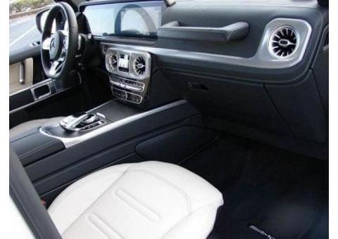Mercedes G550 2019 Full Service History