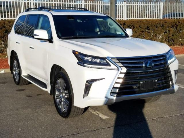 Selling My Used Lexus Lx 570 Full Option - 1/3