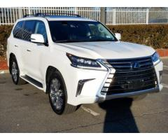 Selling My Used Lexus Lx 570 Full Option